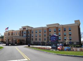 Hampton Inn and Suites Robbinsville