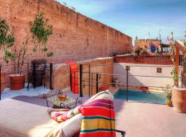 Zwin Zwin boutique-hotel, hotel in Marrakesh