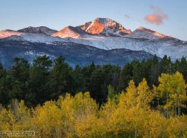 Skyline Cottages, pet-friendly hotel in Estes Park