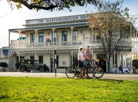 The Martinborough Hotel, hotel in Martinborough