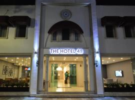 The Hotel 48, hotel in Bodrum City