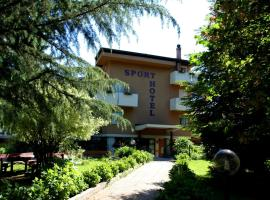 Hotel Sport, hotel near Terme of Levico and Vetriolo, Levico Terme