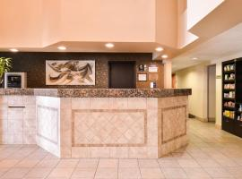 Best Western Executive Inn & Suites, hotel with jacuzzis in Colorado Springs