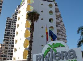 Riviera Beachotel - Adults Only, hotel con piscina en Benidorm