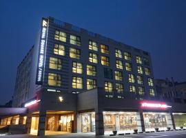 ロイヤル スクエア ホテル ソウル