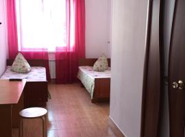 Гостиница Ак Керман