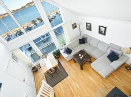 Seaview Apartment Grasholmringen