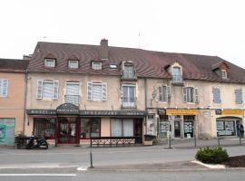 Hôtel Pourcheresse