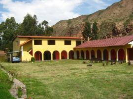 Los Arcos de Tarabamba, hotel in Urubamba