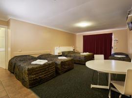 Jefferys Motel, hotel in Toowoomba