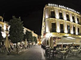 De 10 beste hotels in de buurt van Fibes Sevilla in Sevilla ...