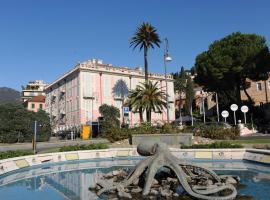Europa Hotel Design Spa 1877, hotel a Rapallo