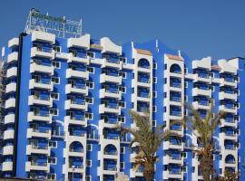 Los 10 mejores hoteles con piscina de Roquetas de Mar ...