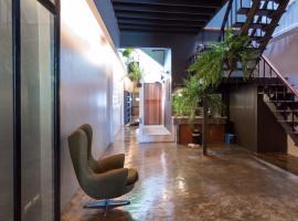 The urban room