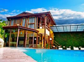 Hotel Casa Encantada, hotel near Serrinha do Alambari Environmental Protection Area, Penedo