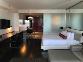 Palms Place - 27th Floor Strip View Studio, serviced apartment in Las Vegas