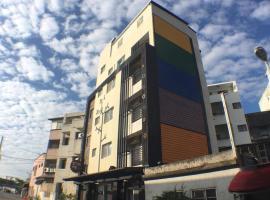 夜市電梯民宿-尤大廚的家,花蓮市的家庭旅館