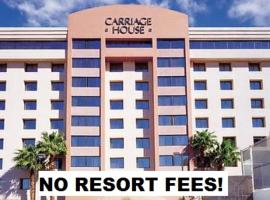The Carriage House, boutique hotel in Las Vegas