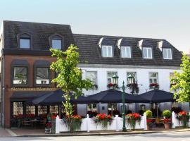 Hotel-Restaurant Wanders, hotel in Elten