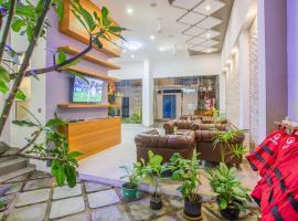 Kuredhi Beach Inn, guest house in Maafushi