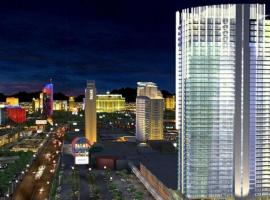 Palms Place Studio with Balcony & Strip View, apartment in Las Vegas