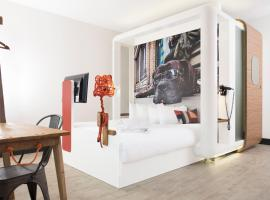 Qbic Hotel London City, pet-friendly hotel in London