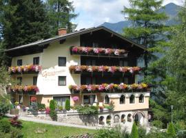 Landhaus Gletschermühle, Hotel in der Nähe von: Graukogel II, Bad Gastein