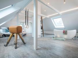 Design-Studiowohnung Haegestrasse