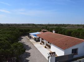 La Parcela, hotel i nærheden af Delta de l'Ebre, Riumar