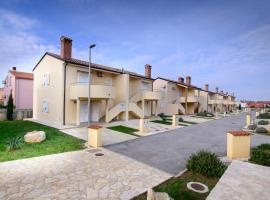 Plavo nebo Istra Apartments