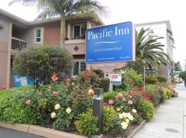 Pacific Inn Redwood City, hotel in Redwood City