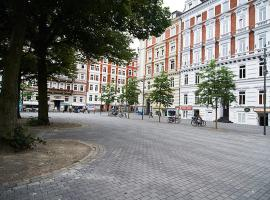Doppelzimmer am Hansaplatz
