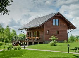 Vila Viesai, viešbutis mieste Trakai