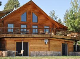 Elkwood Manor Bed & Breakfast, pet-friendly hotel in Pagosa Springs