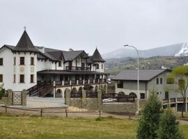Гостиничный комплекс Двор Княжей Короны