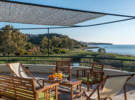 Naiades Almiros Beach Villa
