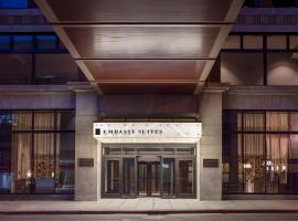 Embassy Suites By Hilton Minneapolis Downtown Hotel, hótel í Minneapolis