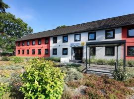 Best Deal Airporthotel Weeze, Hotel in der Nähe vom Flughafen Weeze Niederrhein - NRN,