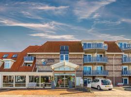 Hotel Tesselhof, hotel in De Koog