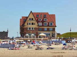 Strandhotel De Haan, Hotel in De Haan