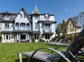 Villa Odette, hotel in Deauville