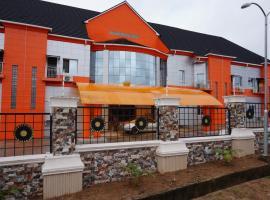 Aenon Suites Oshogbo
