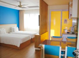 BX Hotel Apartment, accessible hotel in Nha Trang