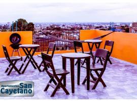 ApartaEstudios San Cayetano Cali, hotel near Centro Para La Ciencia, Cali