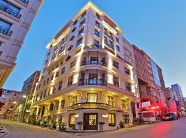 아델마르 호텔 이스탄불 시슬리
