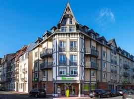 ibis Styles Deauville Centre, hotel near Elie de Brignac Auction Rooms, Deauville