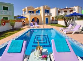 12 Islands Villas, hotel near Seven Springs, Kolymbia