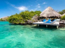Coralina Island, hotel in Isla Grande