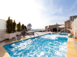 Los 30 mejores hoteles cerca de: La Caja Mágica, Madrid, España