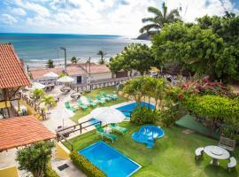 Moriah Natal Beach Hotel, hotel em Natal